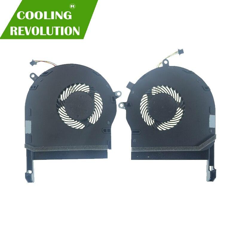 Новый процессор gpu охлаждающий вентилятор радиатора кулер для Asus ROG TUF Gaming FX504 FX80 FX80G FX80GE ZX80GD FX8Q FX504GD FX504GE GTX1050