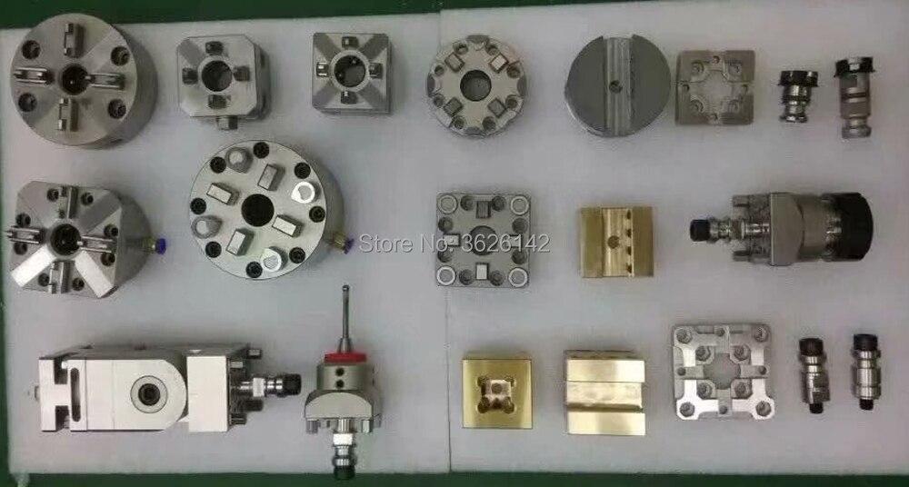 Accesorios de electrodos EDM superficie de espejo cabeza de corrección EDM para máquina EDM