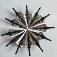 Archery Hunting Knife Broadheads 1.19 Cut 125 Grain Crossbow Compound Bow Arrowheads