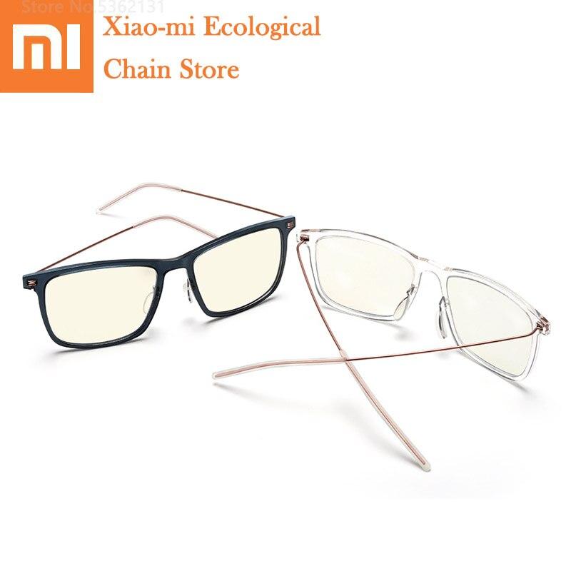 شاومي Mijia مكافحة بلو راي حماية نظارات برو تخفيف التعب العين المضادة للأشعة الزرقاء واقية الزجاج للعب الهاتف/الكمبيوتر/الألعاب