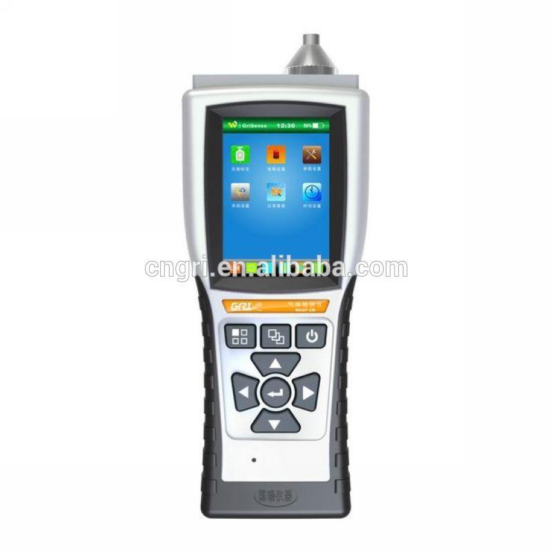 Detector de fugas de gas tóxico portátil de etileno C2H4/medidor de fugas de gas/sensor de gas