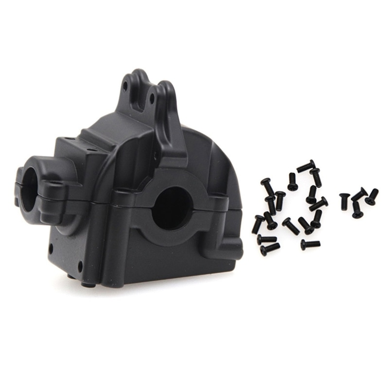 Alloy Gearbox Cover Gear Box Housing Shell for Wltoys 144001 1/14 RC Model Car enlarge