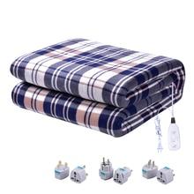 Electric Blanket 220v Thicker Heater Double Body Warmer 120*150cm Heated Blanket Mattress Manta Electrica Heating Blankets