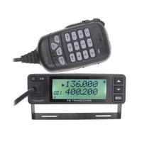 2020 LEIXEN VV-998S VV-998 מיני 25W Dual band VHF UHF 144/430MHz נייד Transceive חובבי חובבי רדיו רכב רדיו