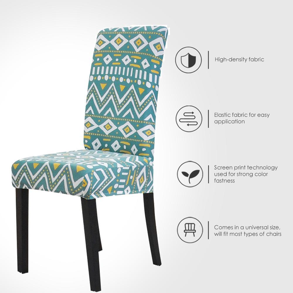 Funda elástica para silla de boda, cubierta para silla elástica para Hotel,...