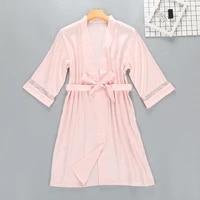 womens satin wedding kimono bride robe sleepwear bridesmaid robes pajamas bathrobe nightgown spa bridal robes dressing gown