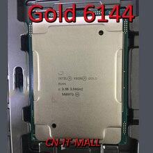 Processeur de serveur Xeon Gold 6144 3.5G 24.75M 8 processeur LGA3647 16 fils