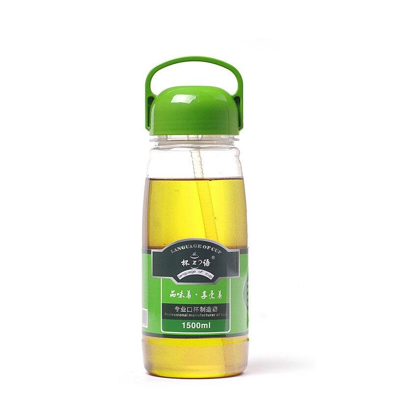 Botella De Agua deportiva De plástico De paja, Botella De Agua deportiva...
