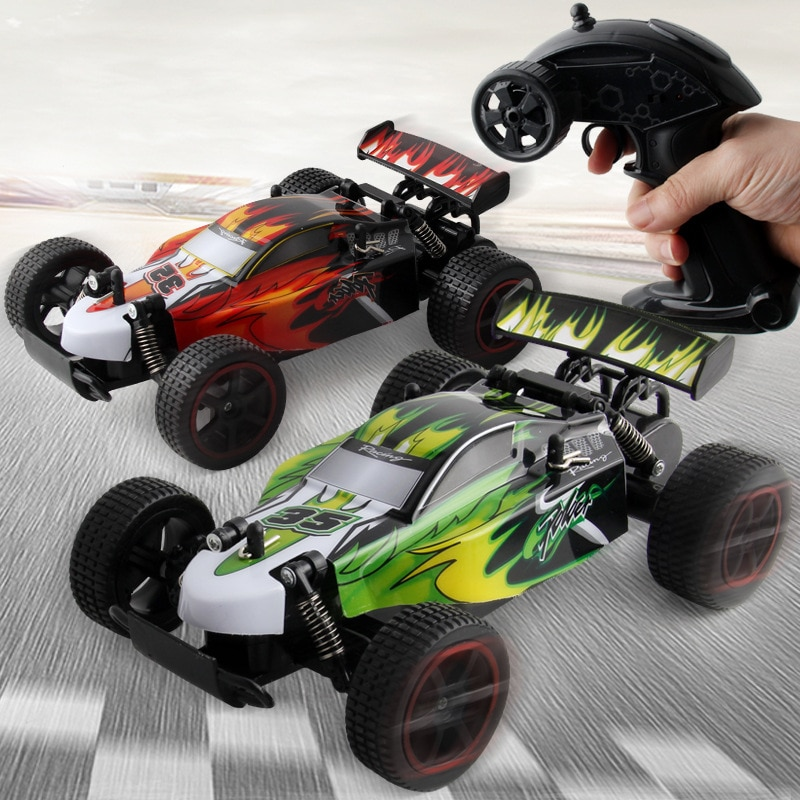 Electric Toy 2.4G RC Car 1:18 Remote Contro RC Racing Car 25KM/H High Speed Off-road Drift Model Veh