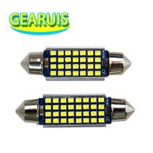 4 قطعة c5w في CANBUS 3W led اكليل 44 مللي متر 32 SMD 41 مللي متر 28 smd 2016 LED سيارة مصباح للزنية مصابيح داخلية مصباح على شكل قبة القراءة لمبة 12V