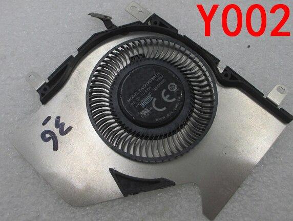 Ventilador para baza0603r5h y001 y002 microsoft surface pro 5 pn NFTLU-16B11PT ventilador de refrigeração