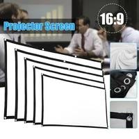 Ecran de projection Portable et pliable 16 9 HD  Home cinema 3D  NC99