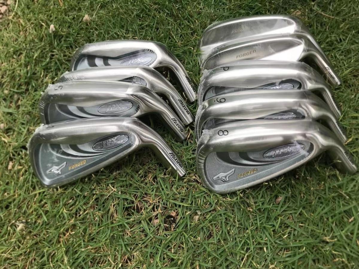 Golf clubs Golf Iron set JPX AD Forged 4-9 P F S 9pcs S300 or R300 Steel shaft Novice golf equipment