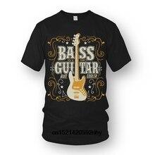 Tee Shirt Mens 2018 Christian Guitar T-Shirt Bass Your Life Design Designer T Shirt For Men Summer Black T-Shirt Mens