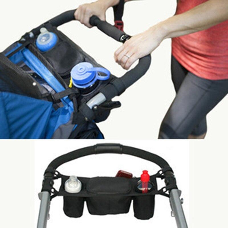 2021 органайзер для детской коляски, детские коляски, держатель для бутылки, сумка для коляски, багги, аксессуары для детской коляски, сумка дл...