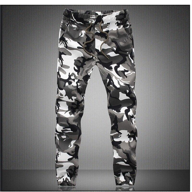 Брюки мужские камуфляжные в стиле милитари, джоггеры из чистого хлопка, брюки-султанки-карандаш, удобные штаны, весна-осень 2021