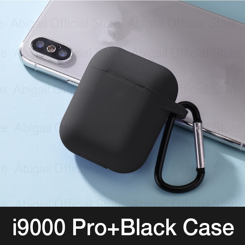 i9000 Pro Wireless Earphone TWS Bluetooth Headphones HiFi Stereo Sound Earbuds Sport Headset PK i999
