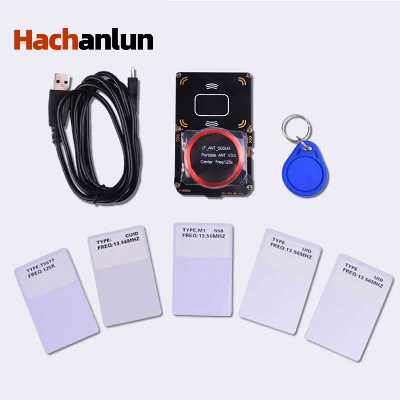 Proxmark3-جهاز نسخ RFID سهل ، NFC ، قارئ USB ، قابل للتغيير ، بطاقة Mfoc ، استنساخ الكراك ، أحدث إصدار