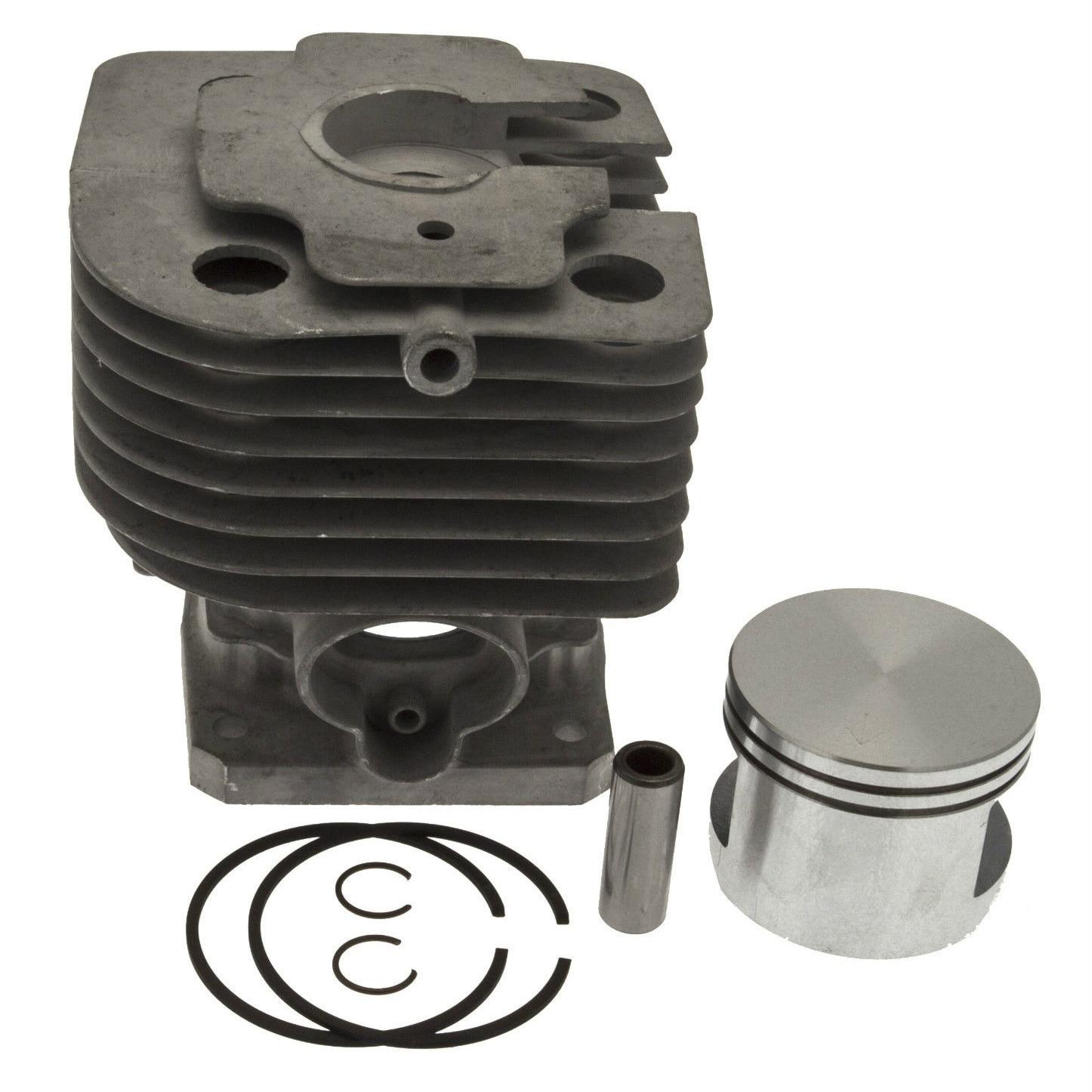 Kit de cilindro de sierra de cadena Stihl FS480 FR480 de 44mm