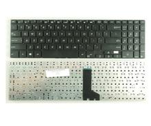 Nuevo teclado para portátil de EE. UU. Para ASUS PU500 PU551 PRO551J PRO551L PRO551LD inglés negro