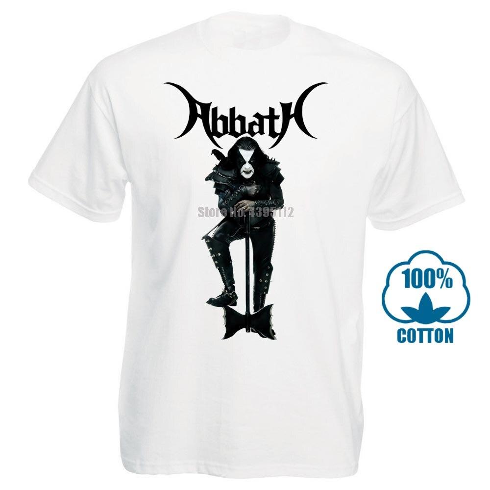 Abbath Guardian белая футболка M L Xl Xxl Offcl черная футболка с металлической лентой