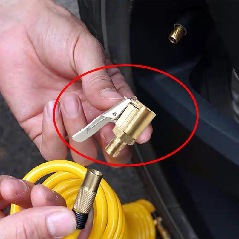 Válvula para Inflador de neumáticos de coche, 8mm, para Lexus LS600h LS460 lf-gh Infiniti EX30d Q70 Synaptiq Q60 QX50 Q QX80 FX