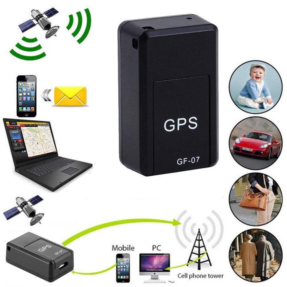 Автомобильный мини GPS-трекер, автомобильный GPS-трекер, GPS-трекер, GPS смарт-магнитный автомобильный трекер, локатор, устройство, диктофон