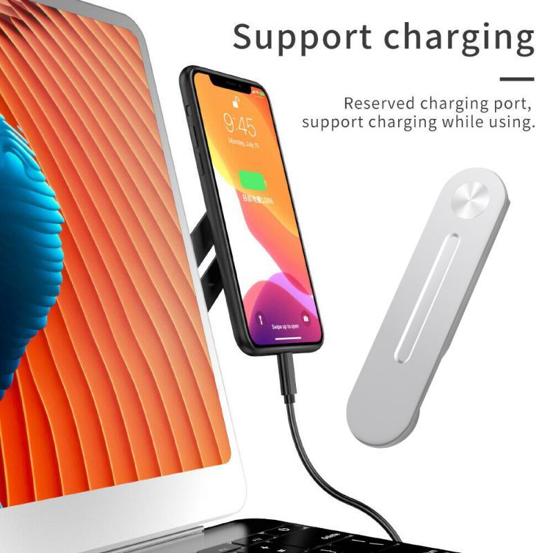 Soporte de teléfono, soporte de montaje para ordenador, portátil, pantalla lateral, portátil, soporte de teléfono, multipantalla de Interaction
