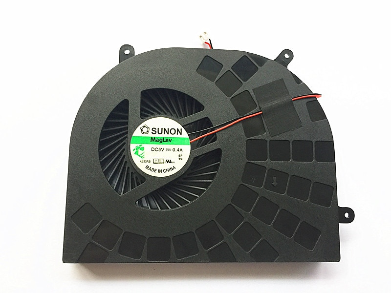 Ventilateur de refroidissement pour ordinateur portable, pour K660D-i5d3 X6Ti-S X7Ti F117