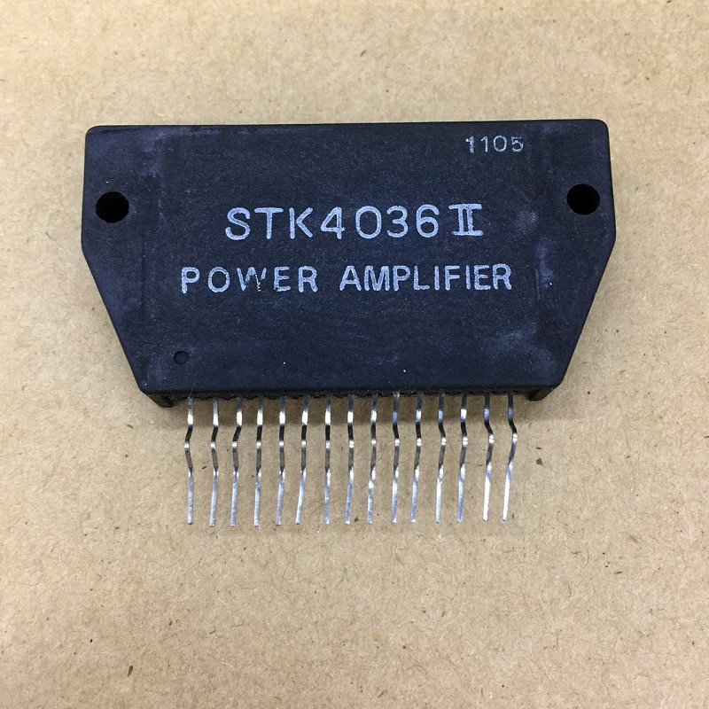 1 шт./лот новый оригинальный STK4036II STK4036 или STK4036V или STK4036X или STK4036XI или STK4036XL AF усилитель мощности