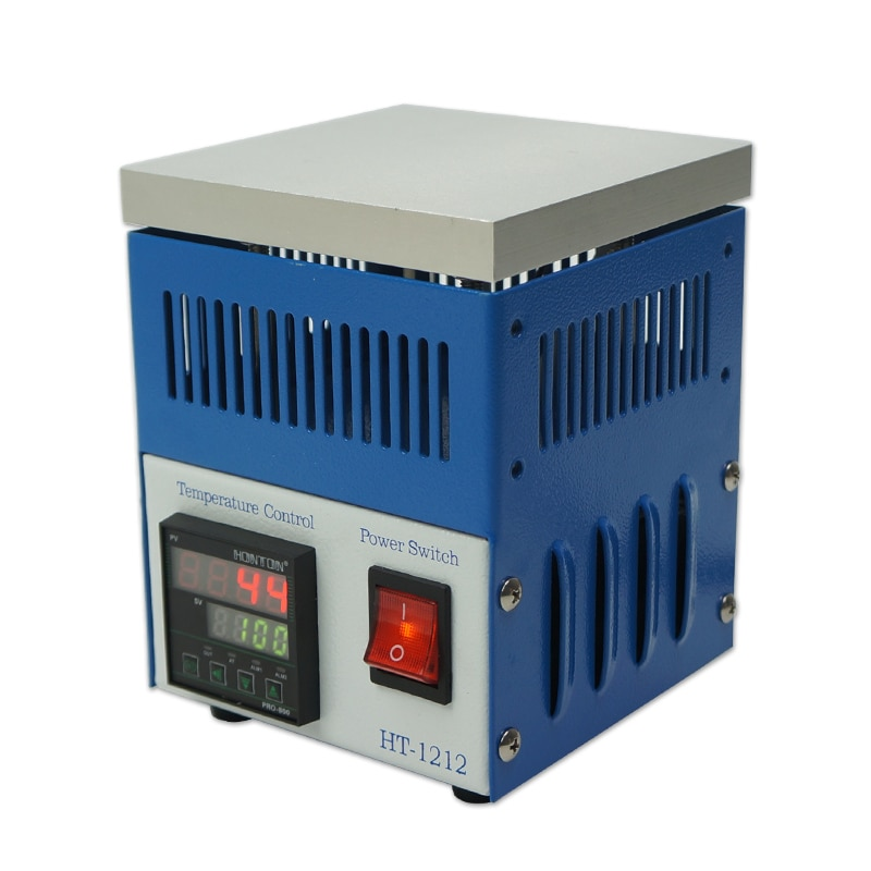 Free Shipping Honton 1212 preheater Constant temperature heating plate station for bga soldering