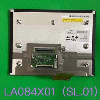 8.4 inch glass touch Screen panel Digitizer Lens With LCD DISPLAY For LA084X01 (SL)(01) LA084X01 SL 01 LA084X01 (SL)(02) LCD