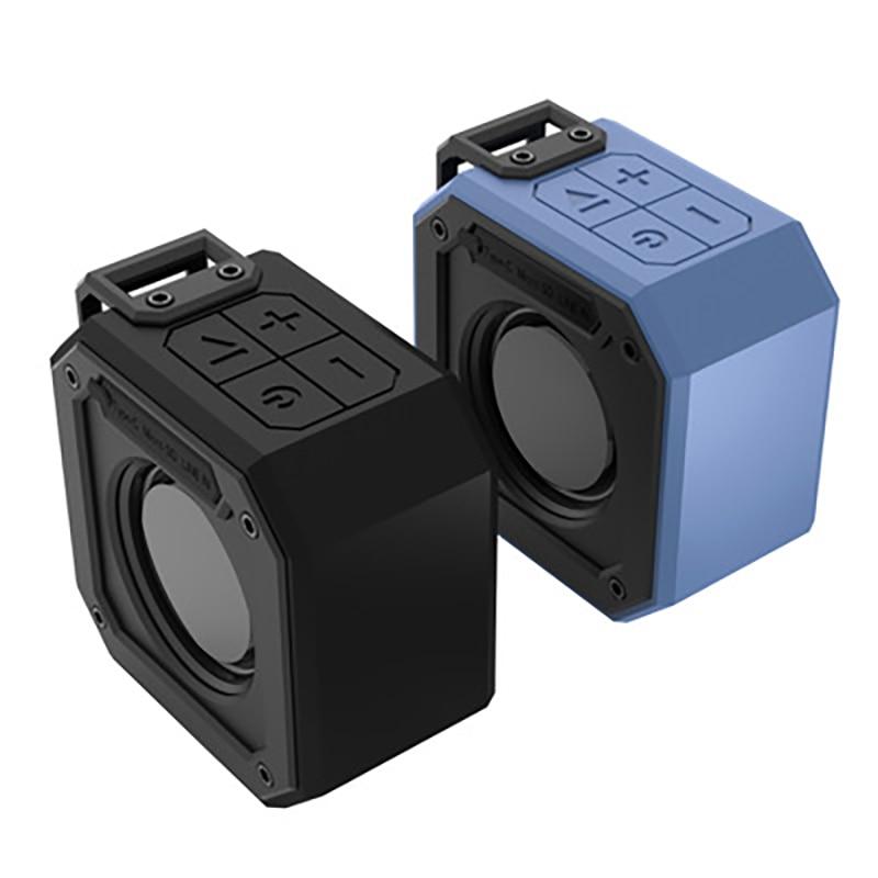 Mini Wireless Portable Speaker Bluetooth Speaker Outdoor Sports TF Card IPX7 Waterproof Call 24 Hours Indoor Play