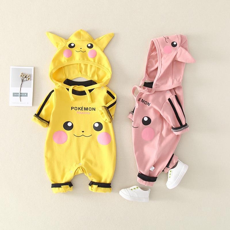 Маскарадный костюм для девочек с покемоном Пикачу, мистический инстинкт, Valor Ash, Детский комбинезон на Хэллоуин, Комбинезоны для маленьких м...