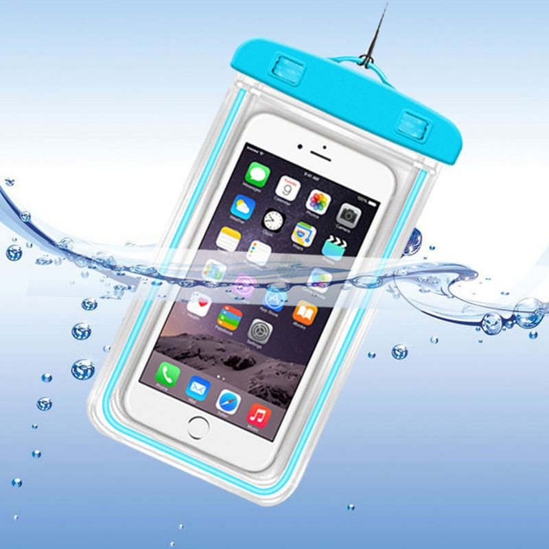 Универсальные дрифтовые Чехлы, водонепроницаемые чехлы, водонепроницаемые чехлы для телефонов 3,5-6 дюймов