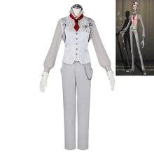 Game Identiteit V De Ziel Van Paraplu Wu Chang Cosplay Kostuum Requiem Huid Mode Uniform Halloween Kostuum Voor Vrouwen Volwassenen