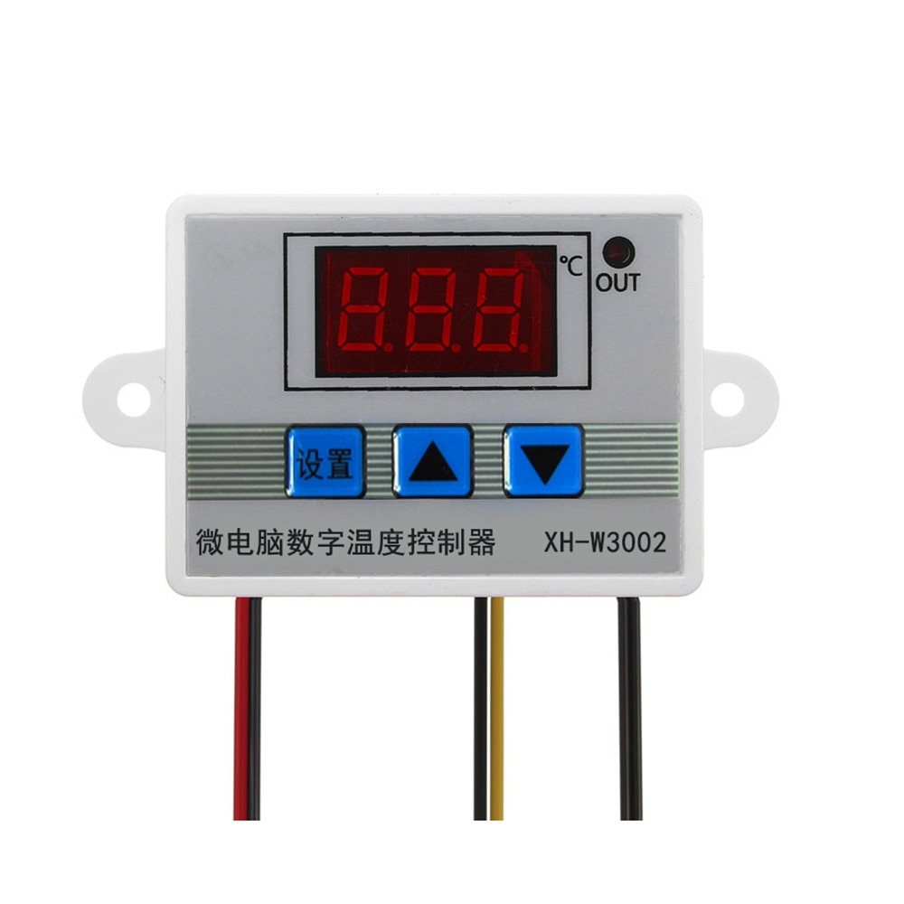 XH-W3002 220V Digital LED controlador de temperatura termostato sonda Sens nuevo