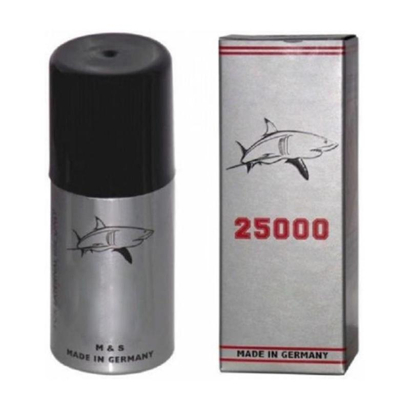 40Ml Hot Selling Male Delay Spray Shark Deadly 25000 Sensitivity Ejaculation Spray Delayed Overspeed Reduces Male G9N8