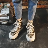 2021 autumn new student leisure high top canvas shoes womens fashion small white shoes womens korean version