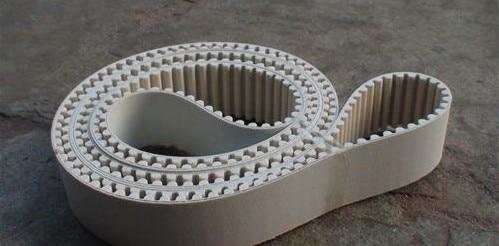 مخصص البولي يوريثين المعادن الأساسية مع 14 متر 129 الأسنان العرض 29 مللي متر متزامن حزام