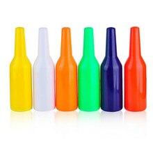 Barware Bar araçları renkli plastik ABS fantezi barmen uygulama şişe uygulama kokteyl Shaker Bar Pub şişe