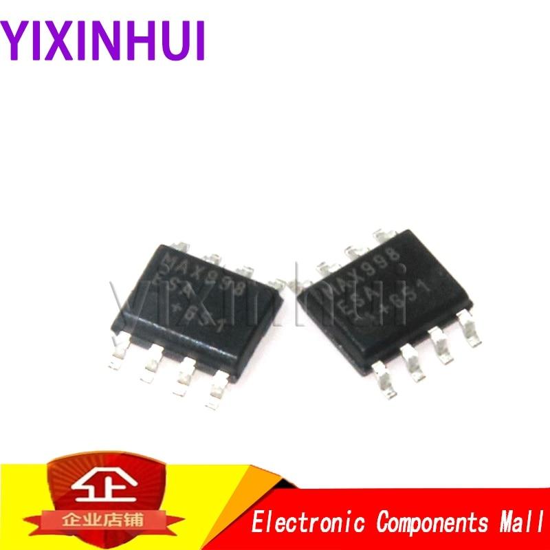 Yixinhui Max998esa Max998 Chip IC Aufkleber 8sop Komparator Integrierte Schaltung