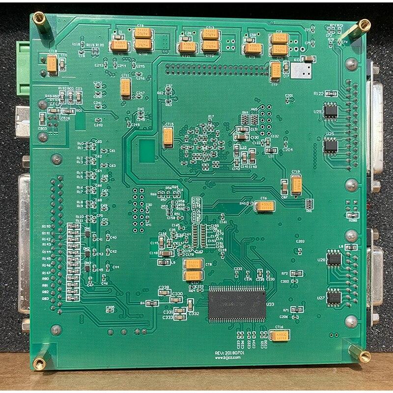 EZCad 3 Card DLC2-M4-2D Fiber CO2 UV Laser Control Board Laser Marking Engraving Machine Parts with Driver & Software enlarge