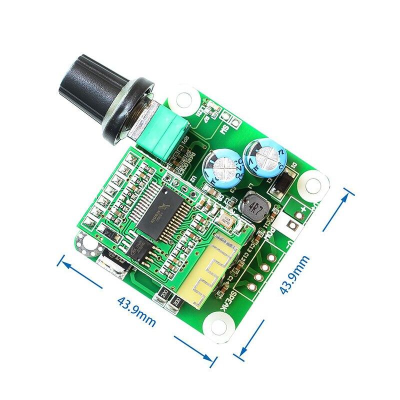 1pc tablero amplificador Digital Audio estéreo Bluetooth 4,2 TPA3110 15W LHB99
