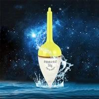 fishing float with luminous eva lighting float float night fishing smart induction fish float fishing accessories