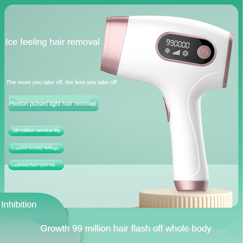Permanent IPL Electric Hair Pulsed Light Removal Professional Laser Epilator Women Facial Body Leg Bikini Underarm enlarge