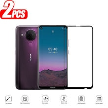 For Nokia 5.4 protective glass film For Nokia 5.4 TA-1333  TA-1340 Tempered glass film Full screen M