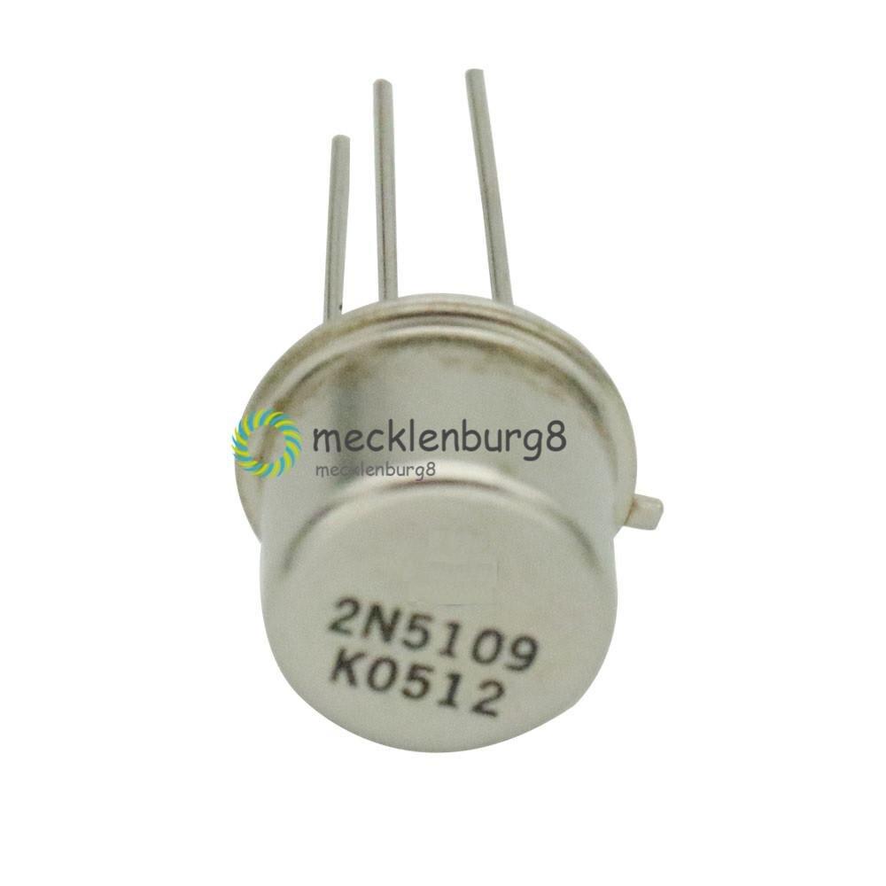 1Stks RF/VHF/transistor UHF MOTOROLA/RCA a-39 2N5109 nuevo