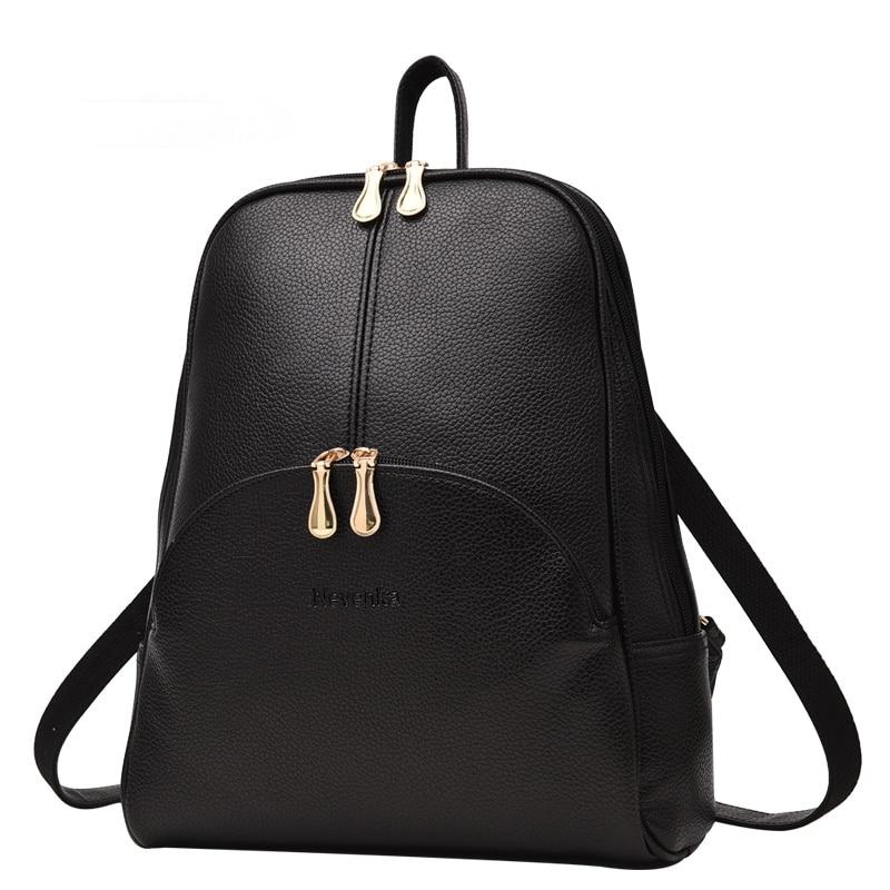 Женский рюкзак, кожаные рюкзаки, мягкие сумки, фирменная сумка, сумка в стиле преппи, повседневные Рюкзаки, рюкзак для подростков, сумка