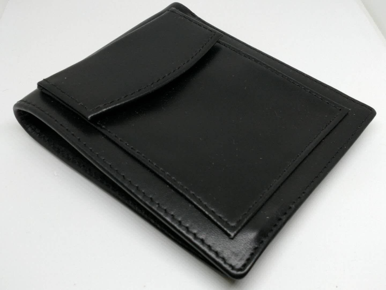 Billetera extendida 2,0 por LT Magic Easy Peek tarjeta a la tarjeta de la cartera para cambiar puede sostener 4 monedas Close up trucos de magia trucos ilusionismo